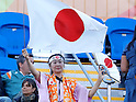 Japanese fans, <br /> AUGUST 12, 2016 - Tennis : <br /> Men's Singles Quarter-final at Olympic Tennis Centre during the Rio 2016 Olympic Games in Rio de Janeiro, Brazil. <br /> (Photo by Sho Tamura/AFLO SPORT)