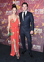 04 June 2018 - Hollywood, California - Madeline Mulgreen, Jack Reynor. CBS All Access' &quot;Strange Angel&quot; Premiere Screening held at Avalon Hollywood . <br /> CAP/ADM/BT<br /> &copy;BT/ADM/Capital Pictures