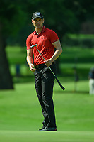 Martin Kaymer (GER) putts up tight on 2 during round 2 of the 2019 Charles Schwab Challenge, Colonial Country Club, Ft. Worth, Texas,  USA. 5/24/2019.<br /> Picture: Golffile   Ken Murray<br /> <br /> All photo usage must carry mandatory copyright credit (© Golffile   Ken Murray)