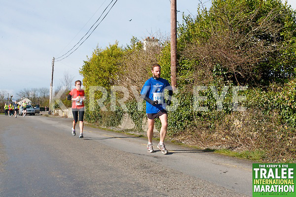 1641 Robert Osburn  who took part in the Kerry's Eye, Tralee International Marathon on Saturday March 16th 2013.