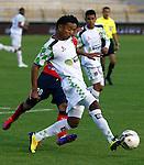 En La Independencia, Boyacá Chicó empató 0-0 ante DIM y no pudo convertirse en el único líder del Finalización.