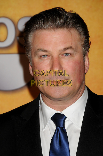 ALEC BALDWIN .16th Annual Screen Actors Guild Awards - Press Room held at The Shrine Auditorium, Los Angeles, California, USA, 23rd January 2010..SAG SAGs portrait headshot black blue tie .CAP/ADM/BP.©Byron Purvis/Admedia/Capital Pictures
