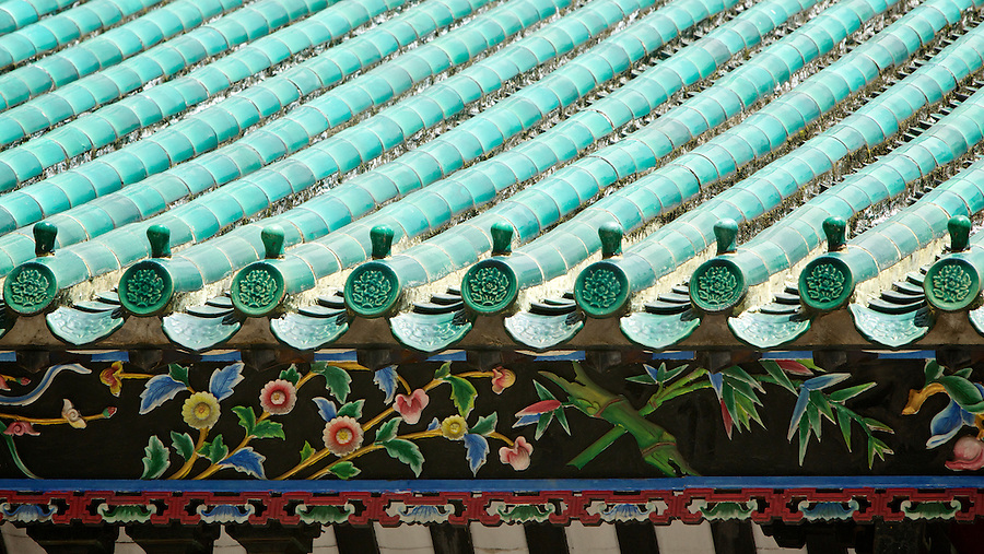 Roof Edging Detail, Tung Wah Museum.