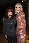 Stockard Channing & Judith Light.Behind the Scenes at the 2012 Tony Award-Meet The Nominees Press Reception at Millennium Broadway Hotel on May 2, 2012 in New York City. © Walter McBride/WM Photography .