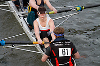 Crew: 61 Loughborough BC/ BUL<br /> <br /> Women's Head of the River (WeHoRR) 2017<br /> <br /> To purchase this photo, or to see pricing information for Prints and Downloads, click the blue 'Add to Cart' button at the top-right of the page.
