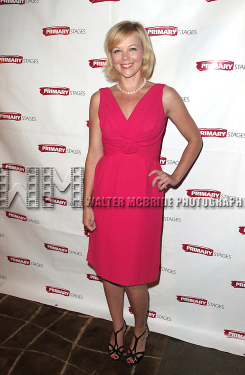 Emily Birgl.attending the Opening Night Party for the Primary Stages Production of 'Olive and the Bitter Herbs' in New York City. ...