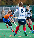 HUIZEN - Hockey - Merel Aarts (Bldaal)    .Hoofdklasse hockey competitie, Huizen-Bloemendaal (2-1) . COPYRIGHT KOEN SUYK