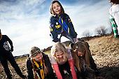 Scouter från Kortedala scoutkår, Järnbrott scoutkår och Långedrags Sjöscoutkår. Foto: Anna von Brömssen 070-7811864