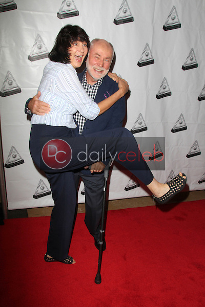 Kathy Buckley, Robert David Hall<br />