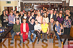 Frances O'Connor, Fossa and Branton Griffin, Brendans Terrace, Killarney, pictured with their family and Friends as they celebrated their engagement in the Old Killarney Inn, Aghadoe on Saturday night.................................