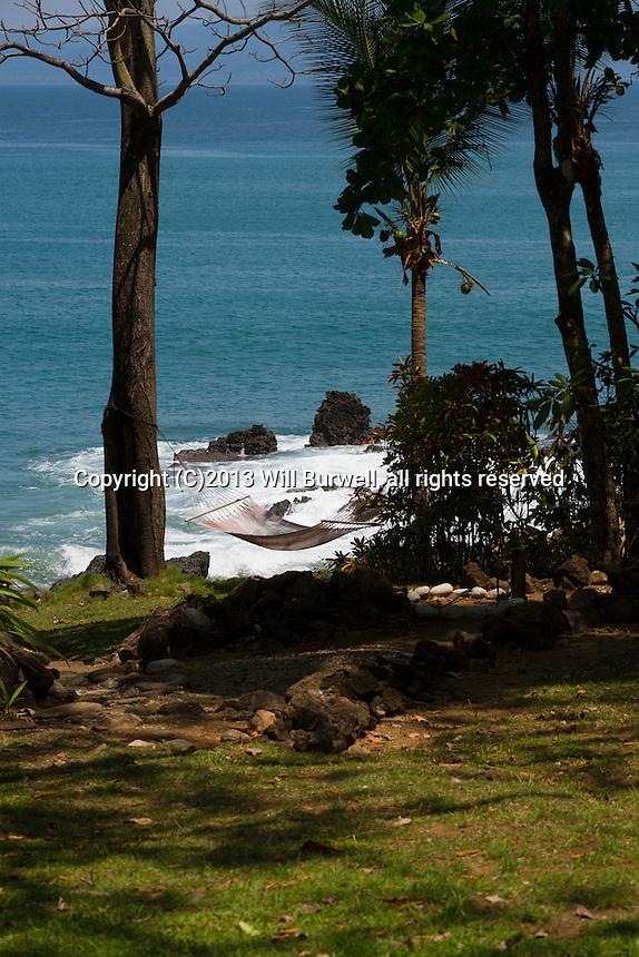 hammock, vacation,relax, rest,sleep,ocean, rock, surf,wave,holiday
