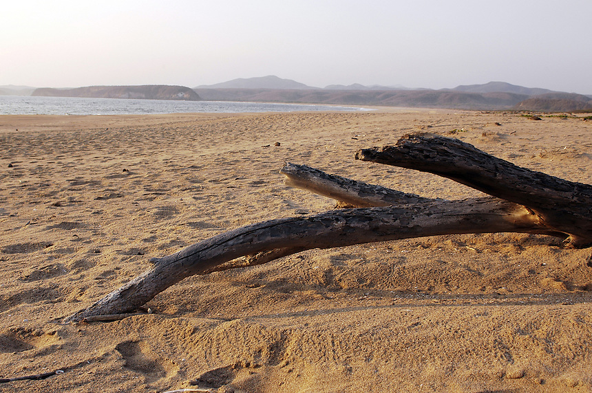 Playa Teopa, Careyes, Jalisco is a beautiful undeveloped beach on costalegre