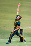 Sarel Erwee of South Africa bowls Sarel Erwee of South Africa bowls during Day 2 of Hong Kong Cricket World Sixes 2017 Cup final match between Pakistan vs South Africa at Kowloon Cricket Club on 29 October 2017, in Hong Kong, China. Photo by Vivek Prakash / Power Sport Images