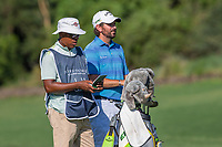Thomas Aiken (RSA) during the 1st round of the Alfred Dunhill Championship, Leopard Creek Golf Club, Malelane, South Africa. 28/11/2019<br /> Picture: Golffile | Tyrone Winfield<br /> <br /> <br /> All photo usage must carry mandatory copyright credit (© Golffile | Tyrone Winfield)