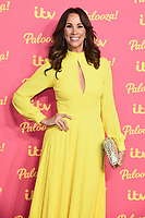 LONDON, UK. November 12, 2019: Andrea McLean arriving for the ITV Palooza at the Royal Festival Hall, London.<br /> Picture: Steve Vas/Featureflash