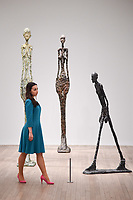 Alberto Giacometti exhibition photocall at the Tate Modern, London, UK. <br /> 08 May  2017<br /> Picture: Steve Vas/Featureflash/SilverHub 0208 004 5359 sales@silverhubmedia.com