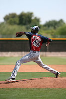 Triston McKenzie - Cleveland Indians 2016 spring training (Bill Mitchell)