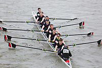 Crew: 157   Collingwood College, Durham     A<br /> <br /> Eights Head of the River (HoRR) 2018<br /> <br /> To purchase this photo, or to see pricing information for Prints and Downloads, click the blue 'Add to Cart' button at the top-right of the page.