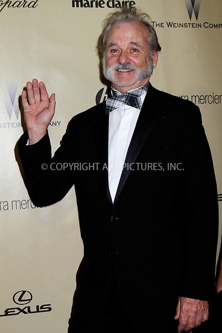 WWW.ACEPIXS.COM....January 13 2013, LA....Bill Murray arriving at The Weinstein Company's 2013 Golden Globe Awards after party at The Beverly Hilton Hotel on January 13, 2013 in Beverly Hills, California. ........By Line: Nancy Rivera/ACE Pictures......ACE Pictures, Inc...tel: 646 769 0430..Email: info@acepixs.com..www.acepixs.com