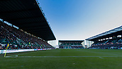 4th November 2017, Easter Road, Edinburgh, Scotland; Scottish Premiership football, Hibernian versus Dundee; General view of Easter Road, home of Hibernian