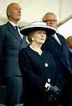 MARGARET THATCHER 1994 AT LE SHUTTLE INAUGURATION,CHANNEL  TUNNEL INAUGURATION 1994 MAY 6TH
