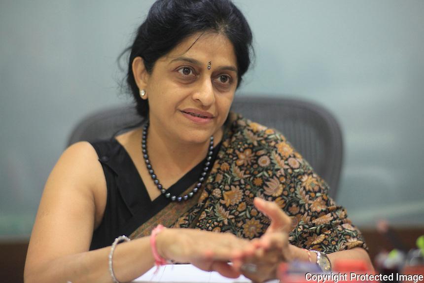 Famed IVF specialist & Surrogacy Doctor Nayana Patel.