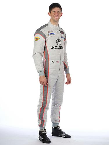 #7 Acura Team Penske Acura DPi, DPi:  Ricky Taylor portrait