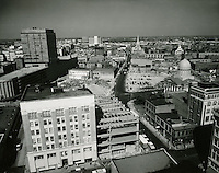 1961 March 3..Redevelopment.Downtown North (R-8)..Downtown Progress..North View from VNB Building..HAYCOX PHOTORAMIC INC..NEG# C-61-5-57.NRHA#..