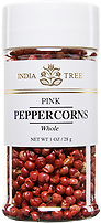 India Tree Pink Peppercorns, India Tree Spices