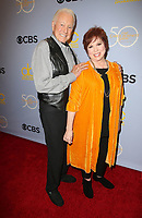 04 October 2017 - Los Angeles, California - Lyle Waggoner, Vicki Lawrence. CBS &quot;The Carol Burnett Show 50th Anniversary Special&quot;. <br /> CAP/ADM/FS<br /> &copy;FS/ADM/Capital Pictures