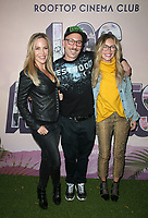11 May 2019 - Los Angeles, California - Julie Benz, Darren Stein, Rebecca Gayheart. Rooftop Cinema Club Hosts 20th Anniversary And Cast Reunion Of 1999 Cult Classic &quot;Jawbreaker&quot; held at Level.   <br /> CAP/ADM/FS<br /> &copy;FS/ADM/Capital Pictures