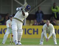 30/05/2002.Sport -Cricket - 2nd NPower Test -First Day.England vs Sri Lanka.Chaminda Vaas. [Mandatory Credit Peter Spurrier:Intersport Images]