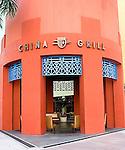Exterior, China Grill Restaurant, South Beach, Miami, Florida