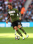 Juventus Federico Bernardeschi in action during the pre season match at Wembley Stadium, London. Picture date 5th August 2017. Picture credit should read: David Klein/Sportimage
