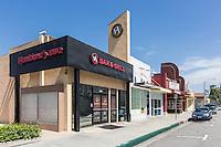 Belmont Street in Bellflower California