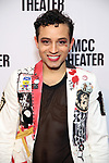 """Zachary Infante attends the opening night performance after party for the MCC Theater's 'Alice By Heart' at Kenneth Cole's """"The Garage"""" on February 26, 2019 in New York City."""