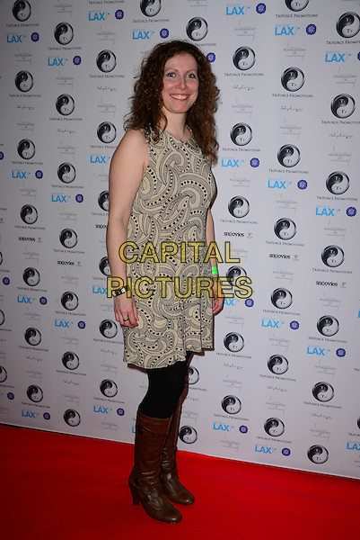 LONDON, ENGLAND - DECEMBER 8 - Emma Curtis  attends 2nd Annual Triforce Film Festival on December 8, 2013, at BAFTA, in London, England.<br /> CAP/BF<br /> &copy;Bob Fidgeon/Capital Pictures