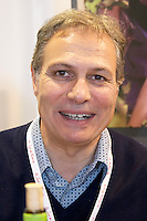 Alain Razungles, owner winemaker. Domaine des Chenes. Roussillon, France