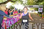 Joan Collins who took part in the Killarney Women's Mini Marathon on Saturday last.