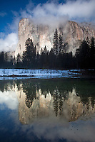 El Capitan - Yosemite National Park, California.