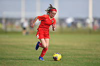 Lakewood Ranch, FL - December 10, 2019: Girls U.S. Soccer Development Academy - Winter Showcase on Tuesday, December 10, 2019, at Premier Sports Campus in Lakewood Ranch, FL.