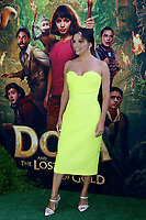"LOS ANGELES - JUL 28:  Eva Longoria at the ""Dora and the Lost City of Gold"" World Premiere at the Regal LA Live on July 28, 2019 in Los Angeles, CA"