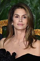 Cindy Crawford<br /> arriving for The Fashion Awards 2018 at the Royal Albert Hall, London<br /> <br /> ©Ash Knotek  D3466  10/12/2018