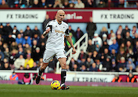 Pictured: Jonjo Shelvey of Swansea. 01 February 2014<br />
