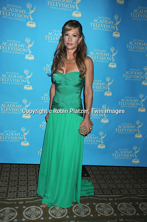 Sarah Brown attending the 37th Daytime Emmy Awards Creative Arts & Entertainment Awards on JUne 25, 2010 at the Bonaventure Hotel in Los Angeles.