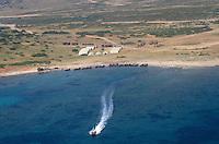 - military polygon of cape Teulada (Sardinia)....- poligono militare di Capo Teulada (Sardegna)