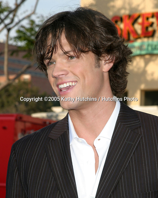 """Ice Cube.Premiere of """"House of Wax"""".Westwood, CA.April 25, 2005.@2005 Kathy Hutchins / Hutchins Photo.Jared Padalecki.Premiere of """"House of Wax"""".Westwood, CA.April 26, 2005.@2005 Kathy Hutchins / Hutchins Photo."""