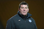 St Johnstone v Hamilton Accies...04.01.15   SPFL<br /> Tommy Wright<br /> Picture by Graeme Hart.<br /> Copyright Perthshire Picture Agency<br /> Tel: 01738 623350  Mobile: 07990 594431