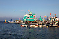 The Green Pleasure Pier at Catalina Island