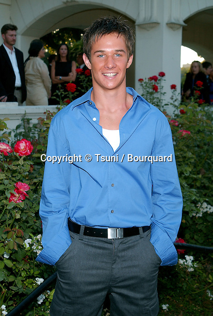 "Ryan Merryman arriving at the party for the ""2002 ABC Summer Press Tour All-Star"" at the Tournament House in Pasadena, Los Angeles. July 18, 2002.           -            MerrimanRyan10A.jpg"